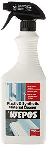 Wepos 2000102408 Kunststoff Intensiv Reiniger 750 ml