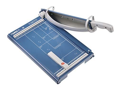 Dahle 561 Papierschneider mit Sicherheitsautomatik (Bis DIN A4, 35 Blatt Schneidleistung)