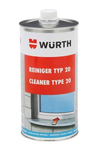 WÜRTH Kunststoffreiniger Reiniger Typ 20