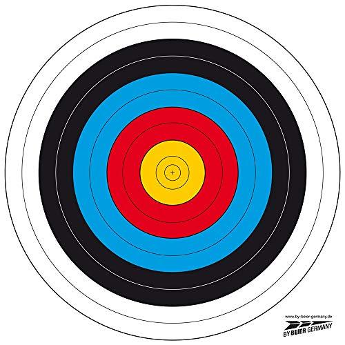 Zielscheiben Set mit 20 Scheiben, für Bogenschießen, Bogensport, Pfeil und Bogen