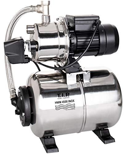 T.I.P. 31140 HWW 4500 INOX Hauswasserwerk